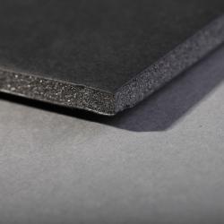 Carton mousse 5mm Noir
