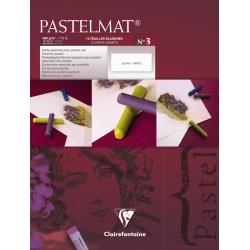 Bloc Pastelmat n°3 12F 360g