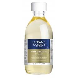 huile d'oeillette Lefranc...
