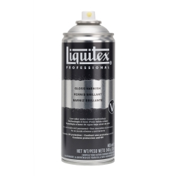 Vernis aérosol Liquitex 400 ml