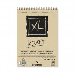 Album XL® Kraft ligné...
