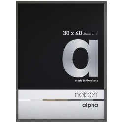 Cadre aluminium Alpha