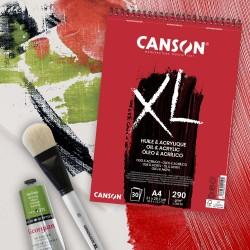 Album Canson XL Huile &...