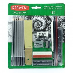 Kit de dessin - Derwent
