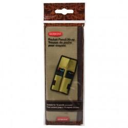 Trousse de poche pour crayons