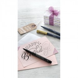 Set créatif Hand lettering